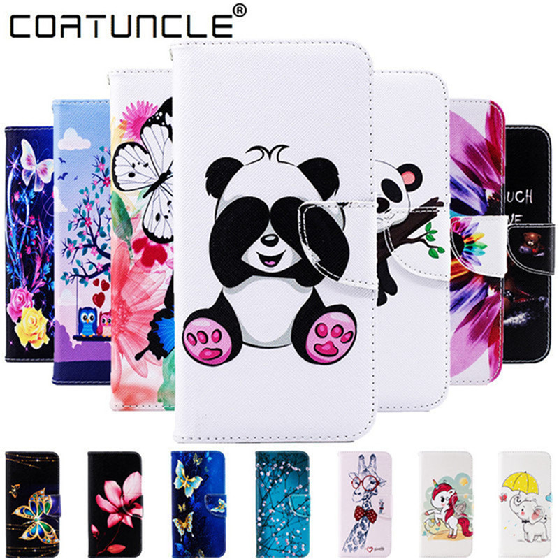 Huawei Y7 Prime 2019 Leather Case on For Fundas Huawei Y7 2019 Case Flip Magnet Phone Cover For Coque Huawei Y7 Pro 2019 Cases