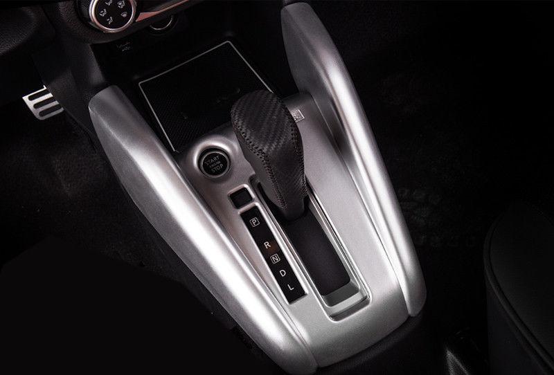 ABS Interier Gear Position Panel Cover Trim 1pcs For Nissan Kicks 2016-2018