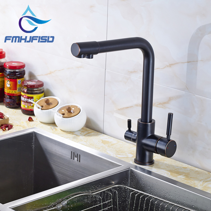 Multiple Colors Retail Oil Rubbed Bronze Deck Mounted Single Hole Two Handles Kitchen Mixer Faucet gemalto idbridge ct30 hwp117685g bank system card reader usb card reader