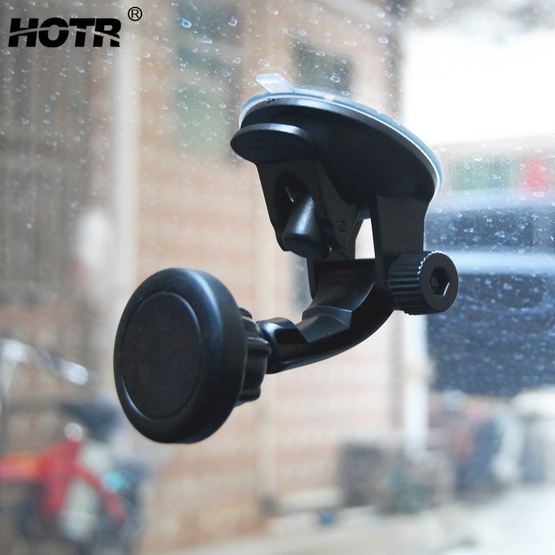 Magnetic Car Phone Holder 360 Rotatable Car Holder Magnet Stand Mount Support Universal Windshield Car Phone Holder Magnetic