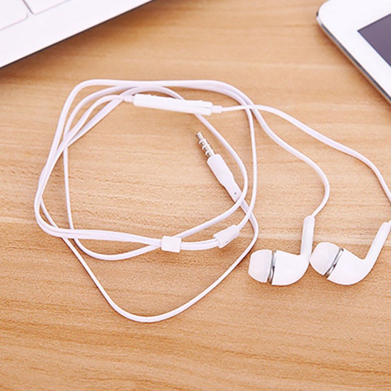 3.5mm Wired Headphones Stereo Music Bass Headset Sports Earphone New Android Mobile Phone Wired Headset For Xiaomi Huawei