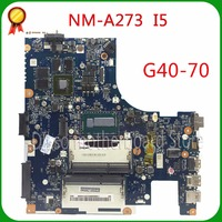 For Lenovo G50 70 I5 Motherboard ACLUA ACLUB NM A273 Rev1 0 840M 2GB Video Card