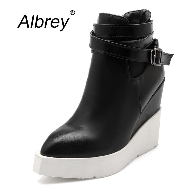 Cheap Wedge Heel Boots