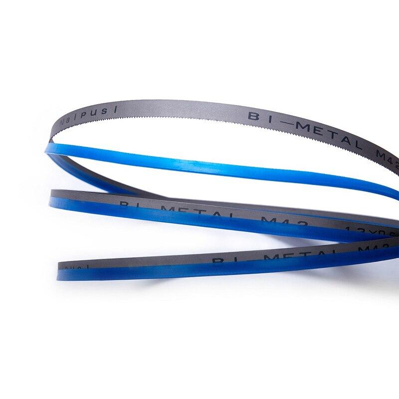 Wholesale 3Pcs band saw blades 1645 13 0 65 14tpi M42 Hss bimetal bandsaw blades for