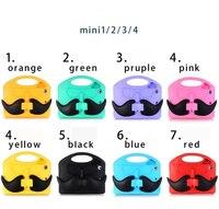 ULIFART Safe EVA Shockproof Case For IPad Mini1 2 3 4 Cover Cool Beard Handle Stand