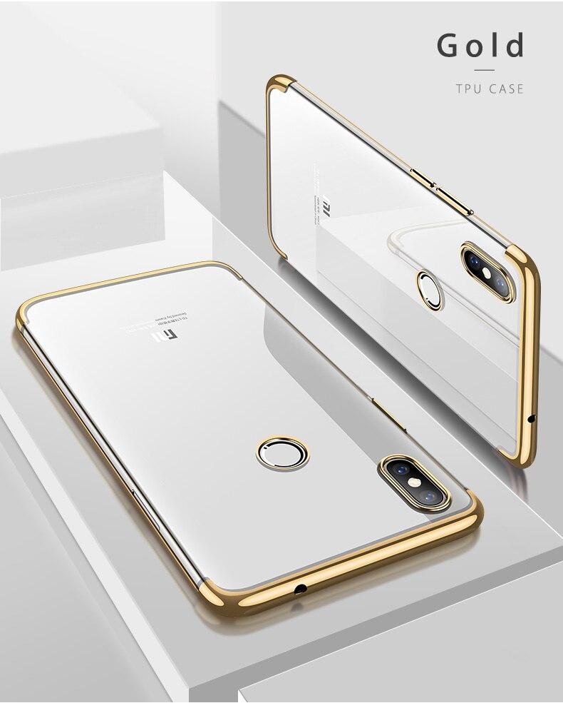 HTB1yD5 XiHrK1Rjy0Flq6AsaFXaV Case Capinha Capa de celular luxuosa original, capa tpu macio transparente, para xiaomi mi 8 mi8 se, xiaomi 8 lite explorer