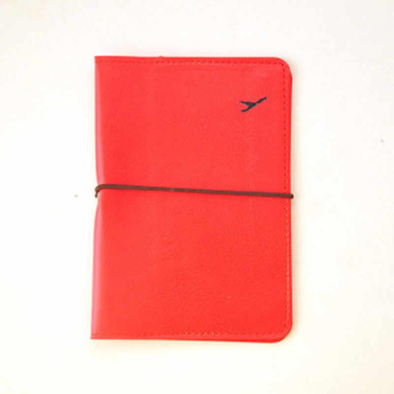 Maison Fabre mężczyzn i kobiet nowe skórzane powietrza etui na paszport etui na karty Protector pokrywa kopertówka