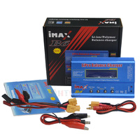 IMAX B6 80W DC Balance Charger Discharger Charging Cable Sets With XT60 Tamiya Deans Plug Optional