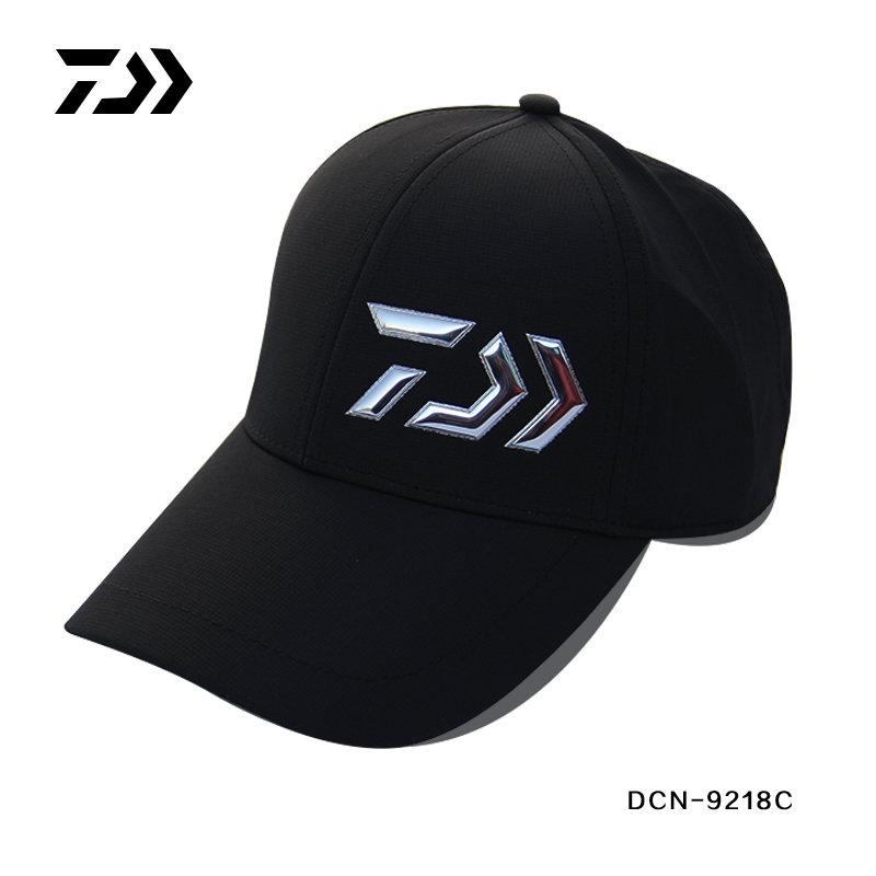 2019 NEW DAIWA summer DCN 9218 DAWA outdoors cap Sunscreen Breathable Anti mosquito hat sun light