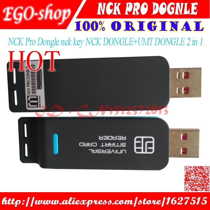 Gsmjustoncct 100% Original 2018 le nouveau dongle NCK Pro dongle Pro2 clé UMT DONGLE 2 en 1 rapide