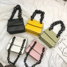 Thick Chain Crossbody Bags For Women (5 colors)