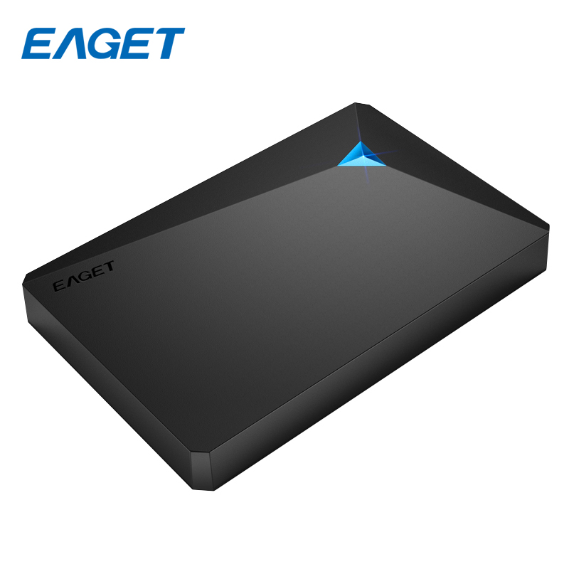 EAGET External Hard Drive 2TB Encryption Hard disk 500GB 1TB High Speed USB 3.0 HDD 2.5 Desktop Laptop Mobile Hard Drive eaget g30 3tb 2tb 1tb 500gb 2 5 usb 3 0 high speed shockproof external storage hard drive hdd desktop laptop mobile hard disk