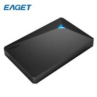 EAGET Externe Festplatte 2 TB Verschlüsselung festplatte 500 GB 1 TB High Speed USB 3.0 HDD 2,5 Desktop Laptop Mobile Fest stick