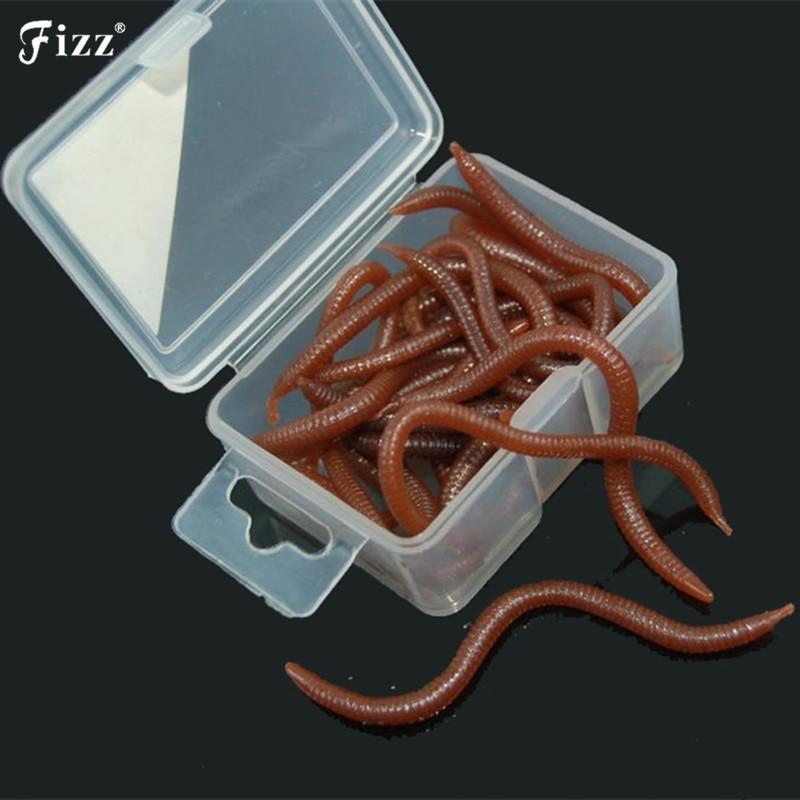 20 g / kutu Yumuşak Cazibesi Balık Kokusu Solucan Kan Solucanlar Kurtçuklar Deniz Solucanı Simülasyon Lures Yapay Yem Balıkçılık Aksesuarları