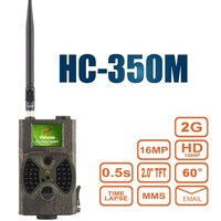 Suntek HC350M ציד מצלמה MMS GPRS SMS 0.5 s טריגר 16MP מצלמה לראיית הלילה בטבע שביל משחק ציד מצלמה מלכודות תמונה