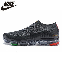 c37c96edb34 Nike Air VaporMax 2.0 Sneakers Running Shoes Outdoor Black Red for Men  2018-4 40