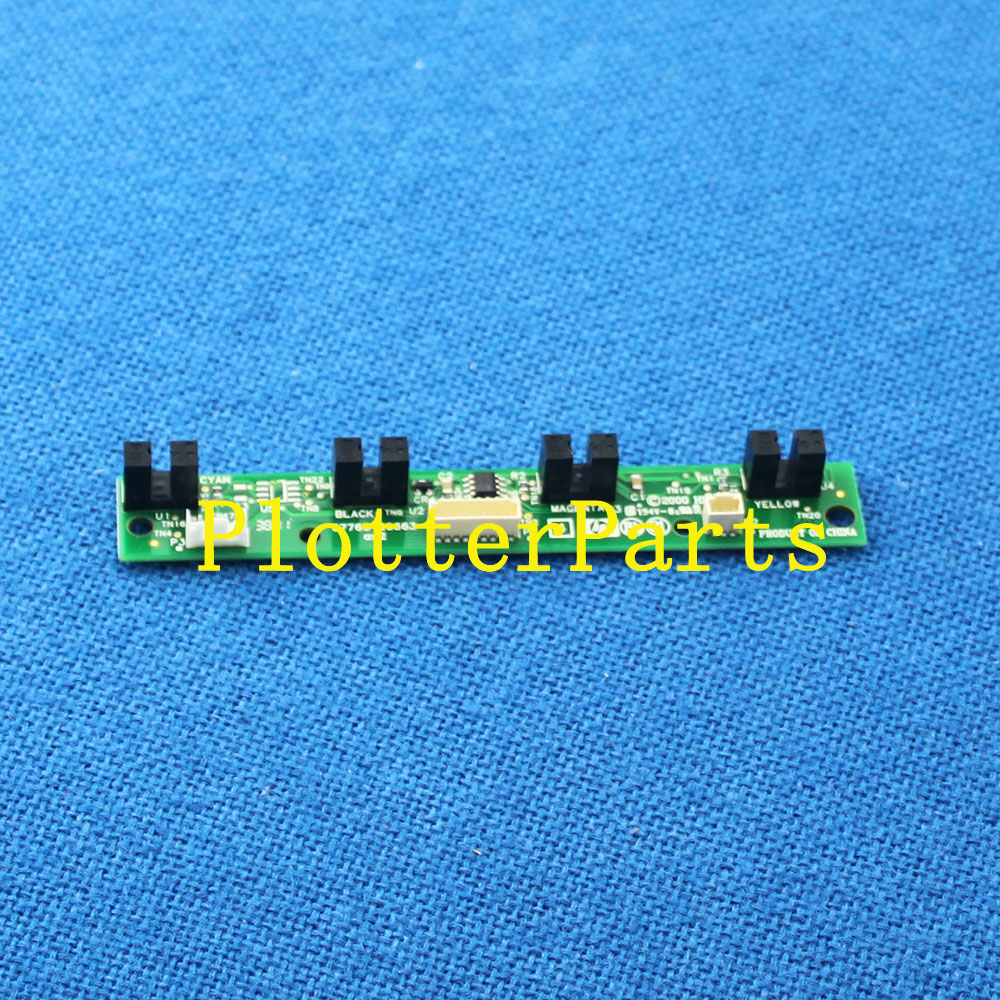 C7769 60026 C7769 60373 Ink Supply Station (ISS) board for HP DJ 500 510 800 815 820 C7769 60148 CH336 67010 Original used
