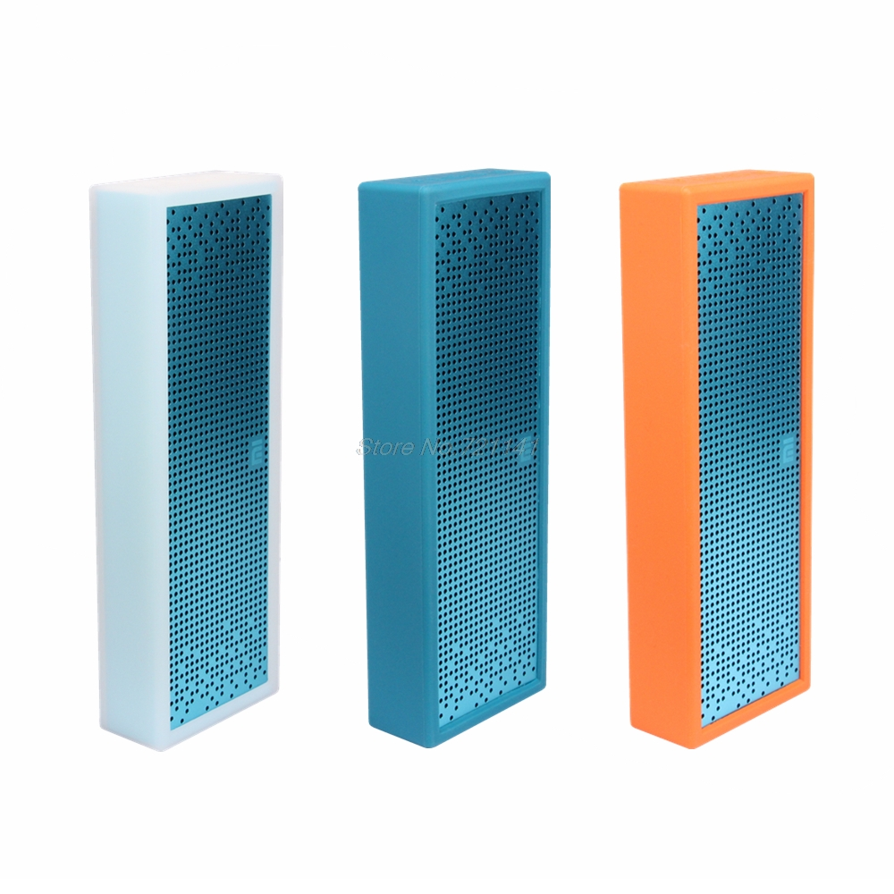 Steady Original New Silicone Protective Sleeve Cover Case For Xiaomi Mi Bluetooth Speaker Mdz-15-da Electronics Stocks
