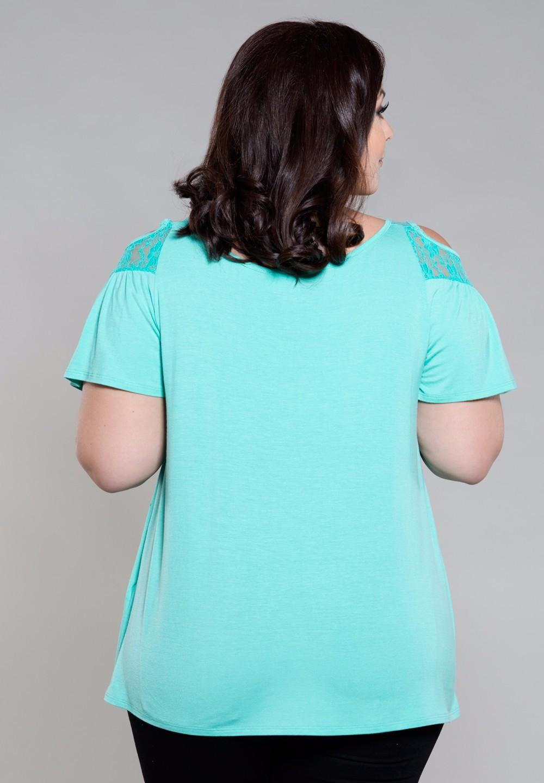 HTB1yD9HKFXXXXcuaXXXxh4dFXXXe - Off Shoulder Summer Tops Short Sleeve Lace Patchwork Loose