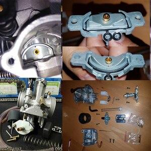 ZS гоночный модифицированный Keihin Koso PWK мотоциклетный карбюратор 21 24 26 28 30 32 34 мм с струей питания для 2T 4T гоночного велосипеда ATV