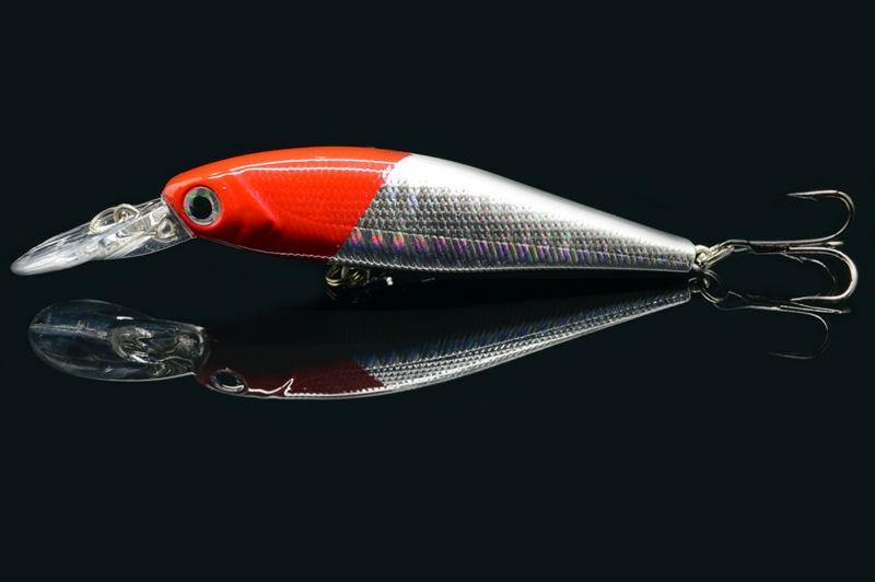 Bait Minow Bionic Lure Balıq ovu Okean balıq ovu 10.5 Cm 9.5g 10 / - Balıqçılıq - Fotoqrafiya 3