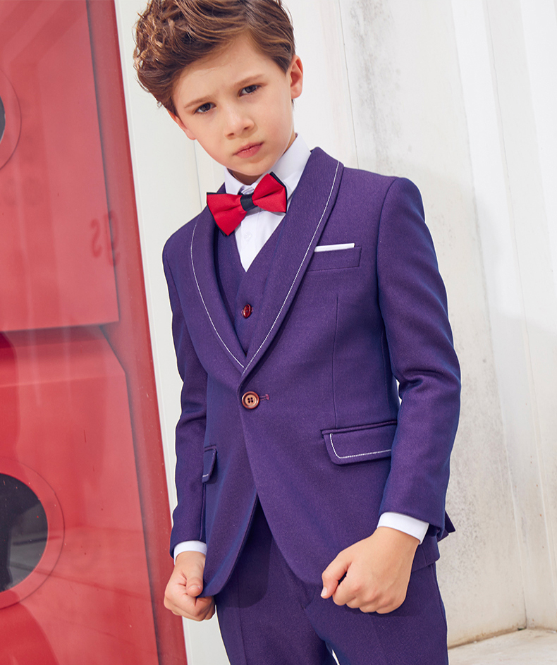 meninos Ternos Para Casamentos Meninos Prom Ternos Roupas Meninos Blazer
