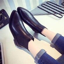 COOTELILI العلامة التجارية زائد حجم 40 المرأة حذاء من الجلد الكعب المسطح حذاء كاجوال امرأة براءات الاختراع والجلود الأحذية للفتيات أسود دراجة نارية