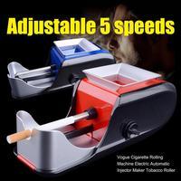 Vogue automatic Cigarette Rolling Machine Electric Automatic Maker Tobacco Roller US PLUG 5O0315