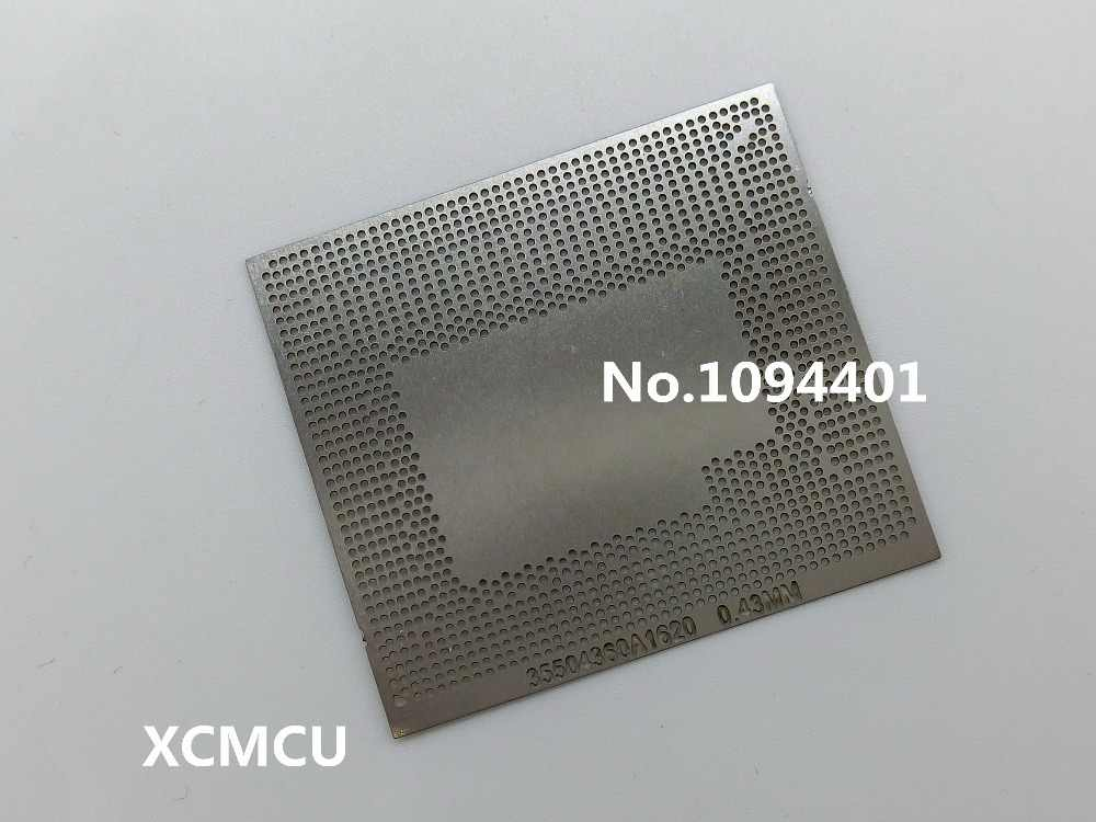 I7-4770HQ  SR1ZW   I7-4870HQ  SR1ZX  I7-4980HQ  SR1ZY  I7-4720HQ  SR1Q8  CPU  Stencil Template