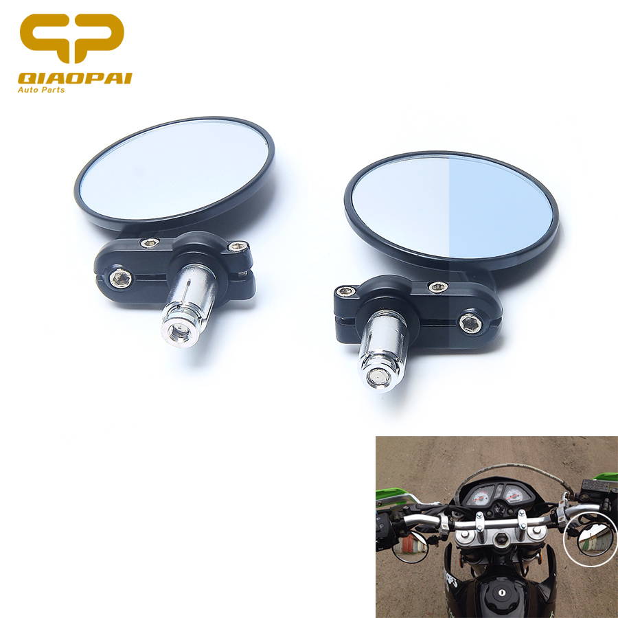 Universal Motorcycle Rearview Mirror Scooter 3