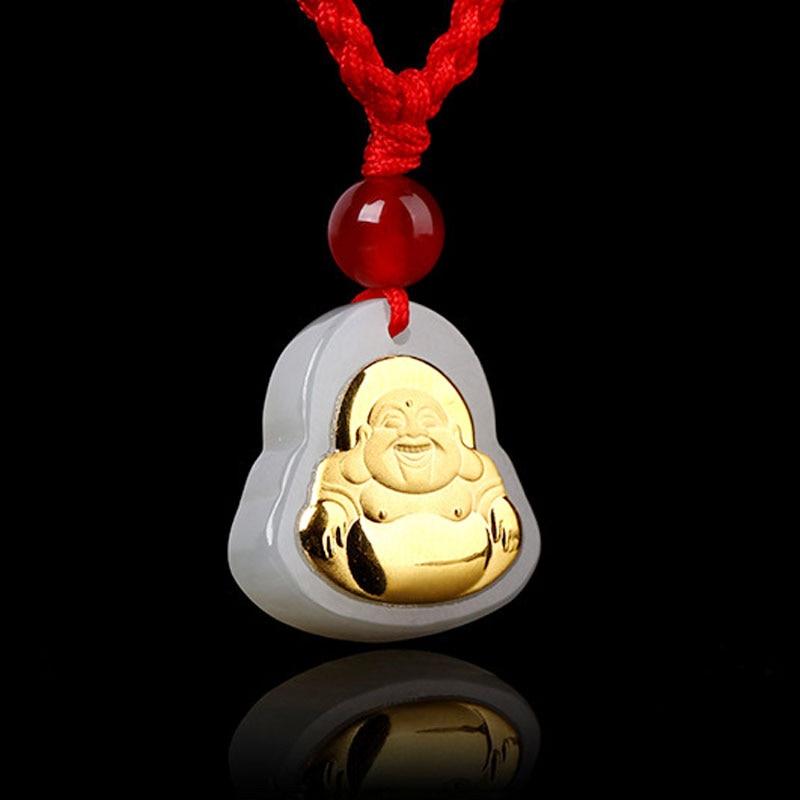 Hot Sale 24K Yellow Gold /&Crystal Pendant Man Woman/'s Goldfish Pendant Gift New
