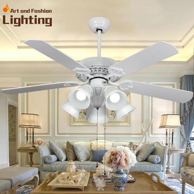 Moderne Deckenventilator Lichter Klimaanlage Partner Wohnzimmer ...