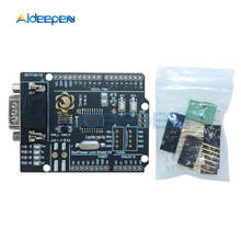 MCP2515 Can Bus Shield Board Module SUB-D Connector Standard UART IIC SPI LED Indicator Controller CAN 4.8-5.2V for Arduino(China)