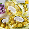 Davidsource 8 Piece Condoms Chocolate Balls Smooth Condom Latex Contraception Product Adult Kinky Birthday Gift