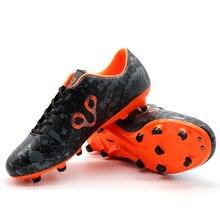 Fútbol tacos De fútbol botas De fútbol niños entrenamiento botas De fútbol  33-44 Chaussure De Foot para hombres mujeres niños ni. 338181d81790b