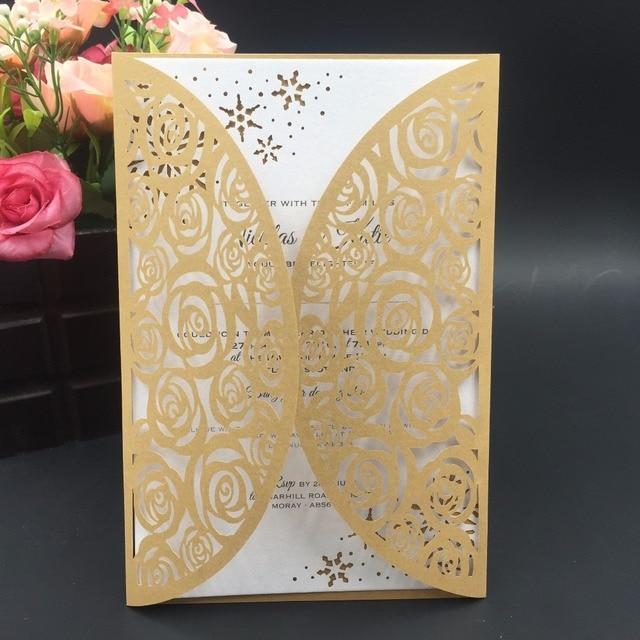 Fashionable Invitation Card/Invitation Card Flowers Design/Wedding