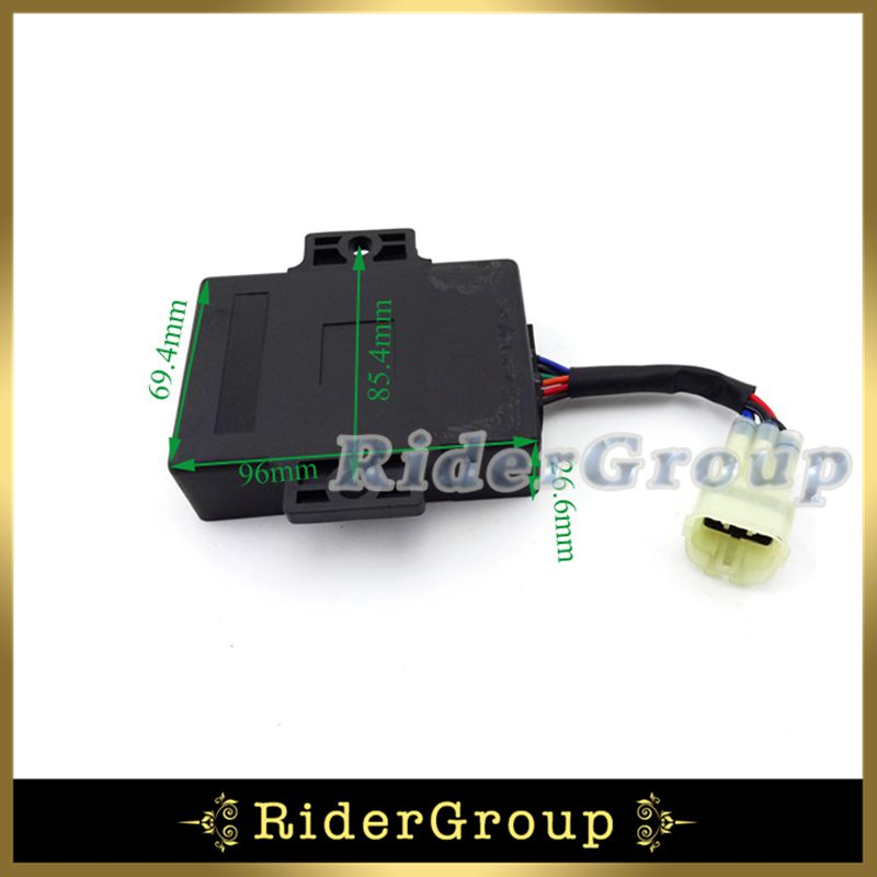 Ecu Rev Atv Ignition Cdi Box For Kazuma Jaguar 500 4x4