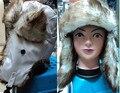 Windproof hat male trapper hat cap cotton cap hat trapper hat cap male ear protector cap the trend of female