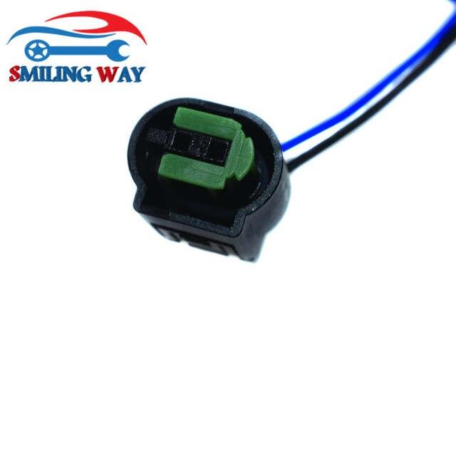 US $4 96 20% OFF SMILING WAY Temperature / Airbag Sensor Connector Plug  Pigtail Harness Wire Cable For BMW E36 E38 E46 E39 E60 E61 E66 M3 M5 Z4-in