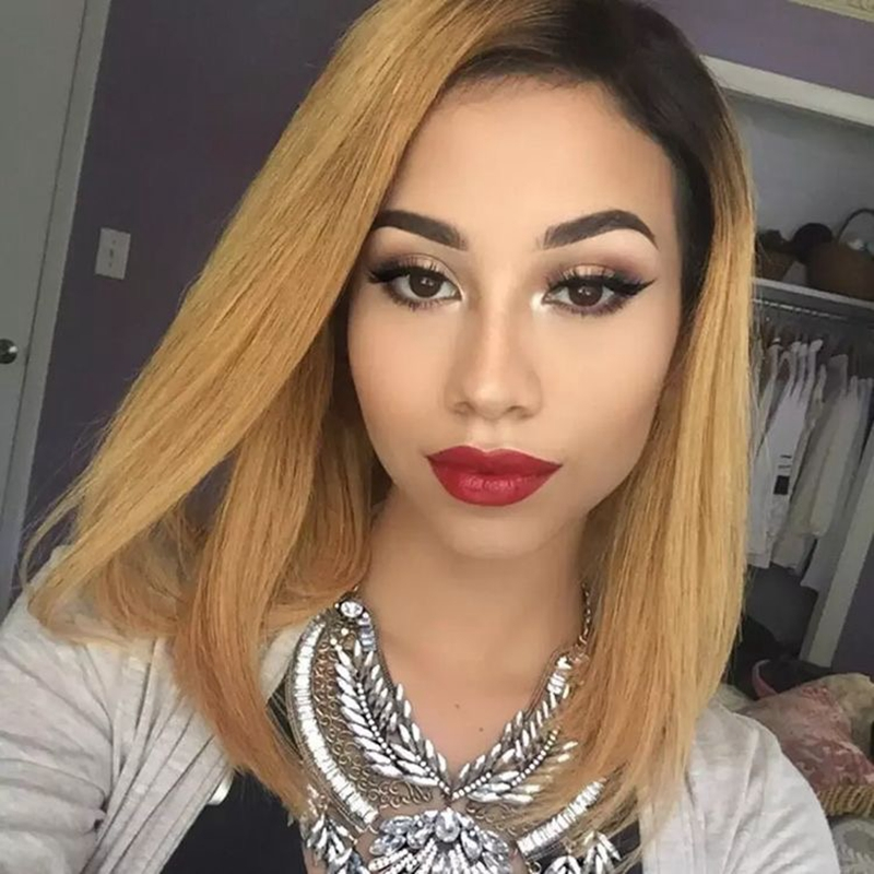 4 4 Silk Base Lace Closure Human Hair Wigs Straight Brazilian Remy Hair Silk Top Lace
