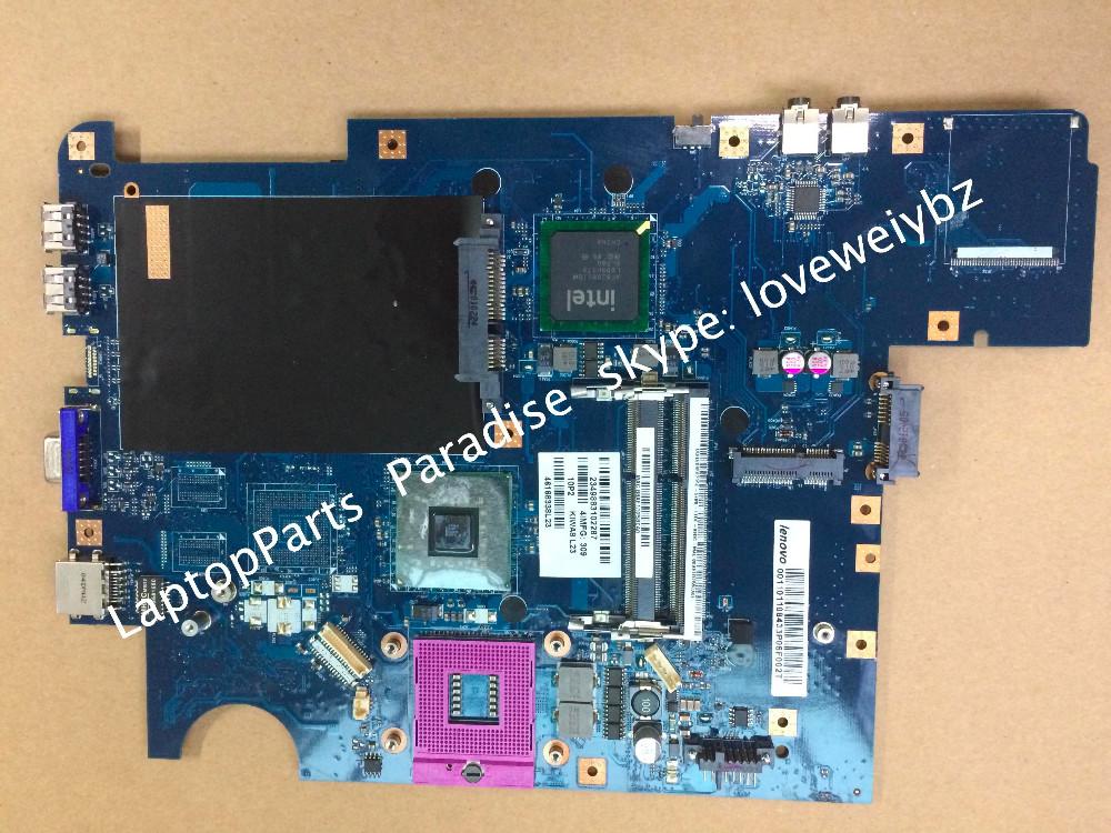 Prix pour Shiping libre Nouveau Pour Lenovo G550 Notebook Carte Mère KIWA8 LA-5082P Rev: 1.0 Mainboard