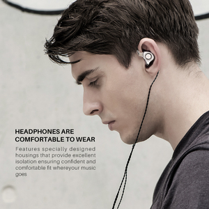 Image 5 - TFZ Exclusive King In Ear Headphones DJ Bass Ear Monitor Earphone Noise Cancelling 3.5mm Stereo Metal Hifi Headset