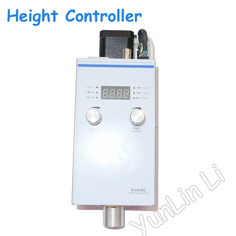 Height Controller Automatic Plasma Torch Height Controller for CNC Plasma Cutting Machine with English Manual SH-HC31 cnc plasma cutting machine torch height controller sh hc31