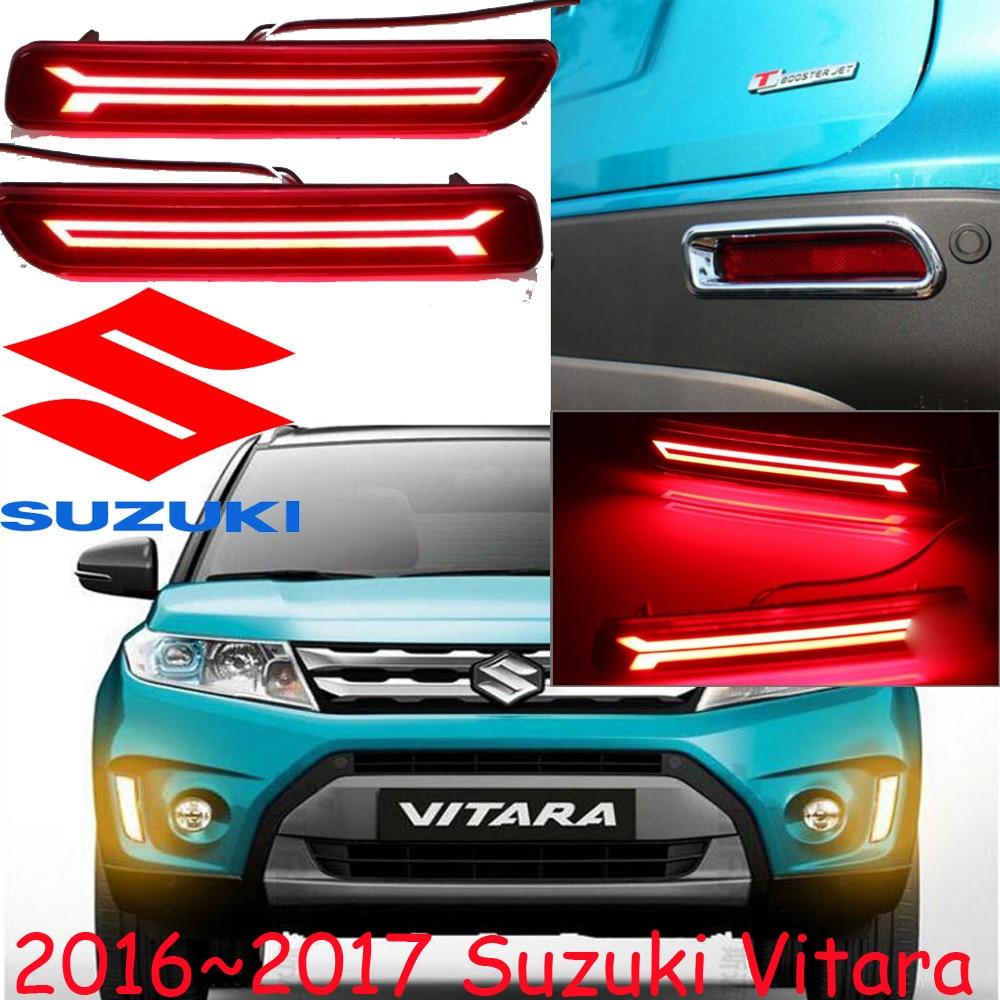купить Vitara breaking light,2016~2017,Free ship!LED,Vitara rear light,LED,2pcs/set,Vitara taillight;SX4,Jimny недорого