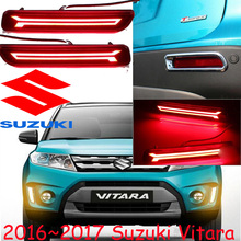 Vitara breaking light,2016~2017,Free ship!LED,Vitara rear light,LED,2pcs/set,Vitara taillight;SX4,Jimny