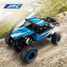 JJRC Q15 2.4G RC Car Cross-country Telecar 1:14 Four-Wheel Drive Climbing Cars Remote Control Off-Road Vehicle For Kids