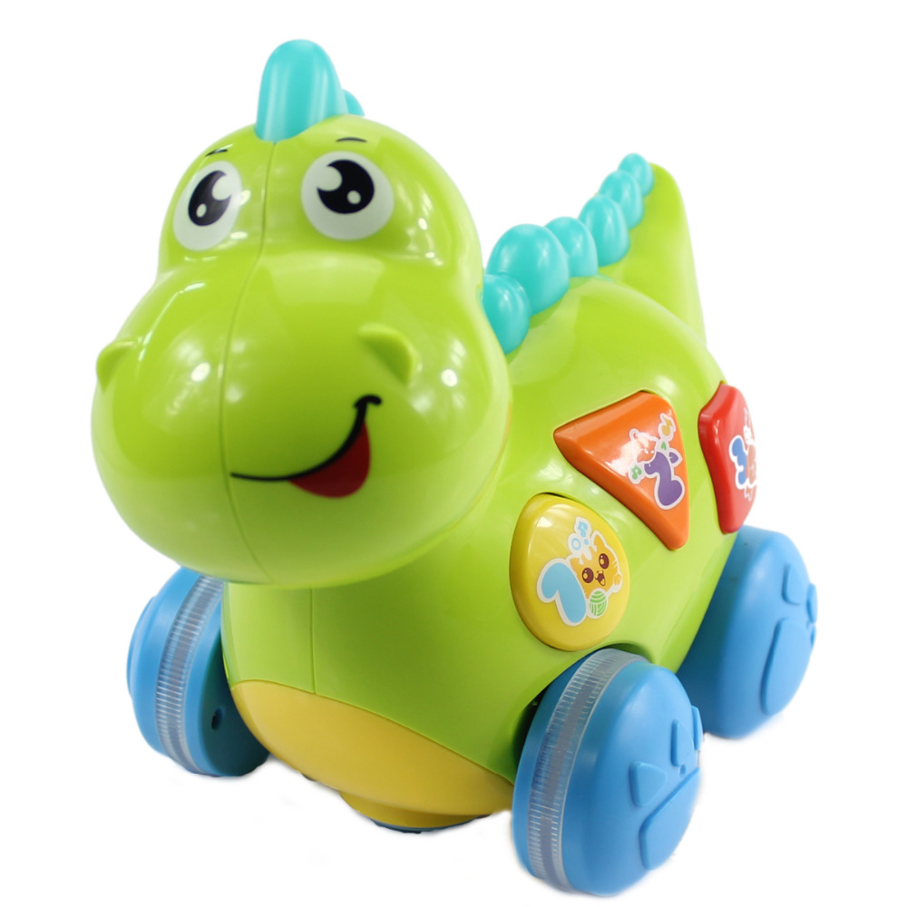 New Baby Toy Multifunctional Electirc Dinosaur Musical ...