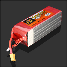 1pcs ZOP Power LiPo Battery 22.2V 6000MAH 35C XT60 Plug For RC Quadcopter Drone Helicopter Car Airplane