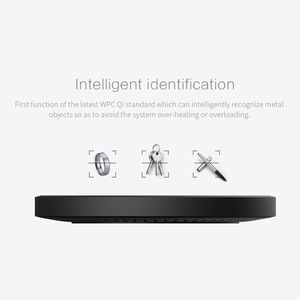 Image 5 - 10W Fast Qi Wireless Charger NILLKIN for iPhone X/XS/XR/8/8 Plus for Samsung Note 10/S10 qi wireless charger portable For Mi 9