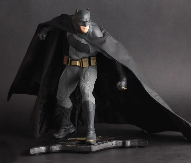 Free Shipping 10 Batman V Superman Dawn of Justice Batman CT Ver. Boxed 25cm PVC Action Figure Collection Model Doll Toy Gift shfiguarts superman shf figuarts in justice ver pvc action figure collectible model toy